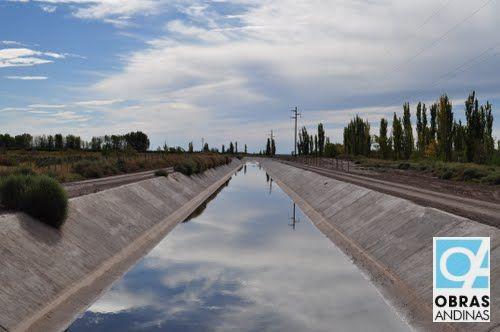 Adjudicación de Obra : Canal Marginal del Atuel – 7ma Etapa