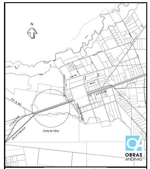 Adjudicación de Obra : Revestimiento Canal Babacci – Plan de Obras 2018